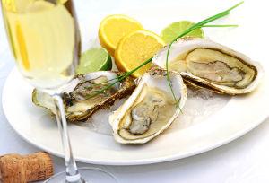 Der Sauvignon Blanc ist ideal zu Meeresfrüchten