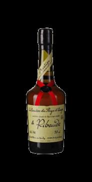 Calvados La Ribaude Hors d´Age 42° Vol., Distillerie du Houley