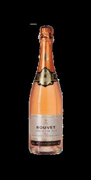 Rosé Brut Cremant de Loire AOC, Bouvet Ladubay