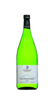 Grauburgunder 1l tr. , Weingut Kiefer