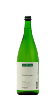 Grauburgunder tr. 1l Weinhaus Heger