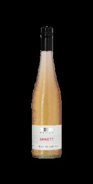 Rosé Sonett tr. Weinhaus Heger