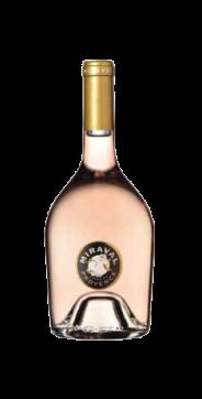 Jolie-Pitt Miraval Rosé Côtes de Provence AOC Magnum Chateu Miraval