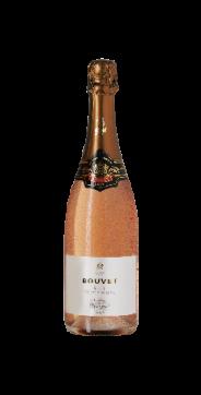 Rosé Brut Cremant de Loire Reserve de Rossignol AOC, Bouvet Ladubay