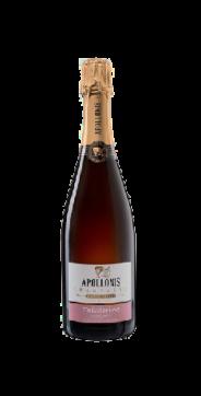 Apollonis Théodorine Rosé Brut AOC, Michel Loriot