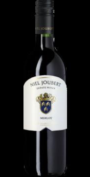Merlot, Niel Joubert Wine Estate