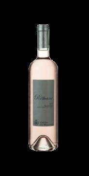 Rosé Cuvée Romane AOC Chateau Les Mesclances