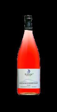 Späburgunder Rosé 1l tr. , Weingut Kiefer