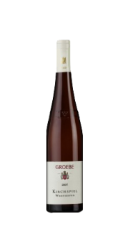 Westhofener Kirchspiel Riesling GG tr., K.F. Groebe