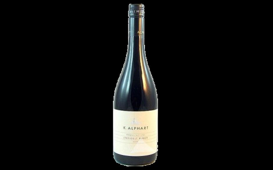 Alphart Zweigelt-Pinot tr, Karl Alphart