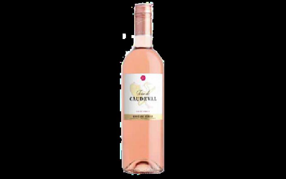 Rosé Syrah Domaine Caude Val IGP, Domaine Caude Val