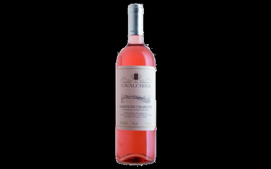 Cavalchina Bardolino Chiaretto Rosé DOC tr., Cavalchina