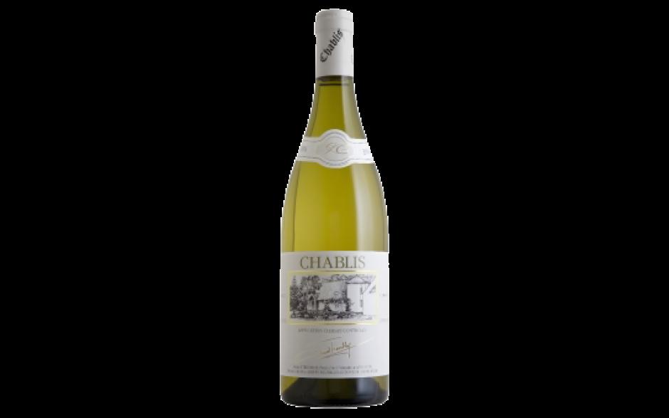 Chablis Domaine des Iles AOC , Gérard Tremblay