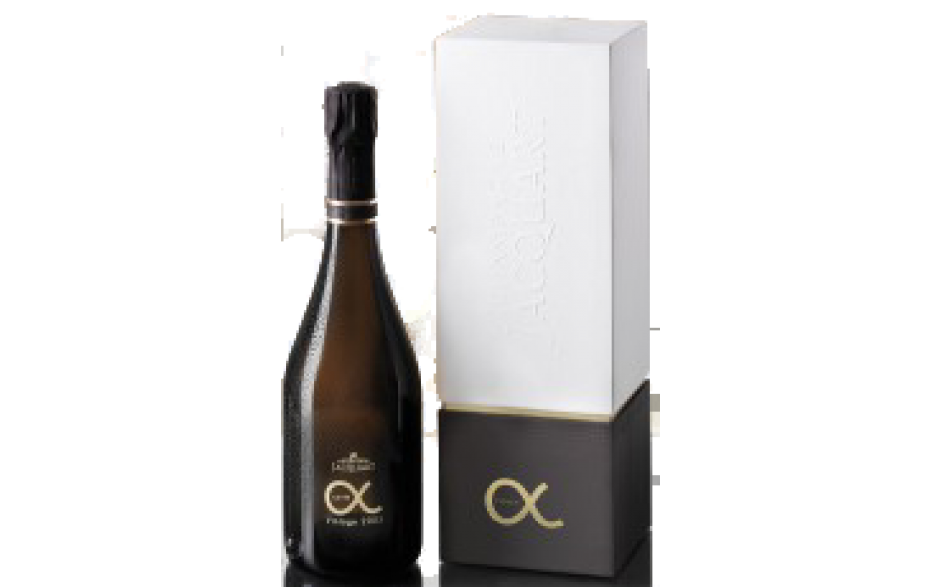 Champagne Jacquart Cuvée Alpha in Geschenkpackung, Champagne Jacquart
