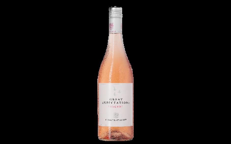 Great Expectations Shiraz Rosé Goedverwacht Wine Estate
