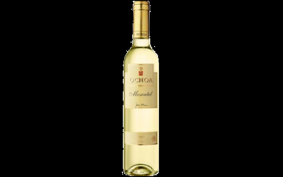 Moscatel Grano Menudo Navarra DO Vino Dulce, Bodegas Ochoa