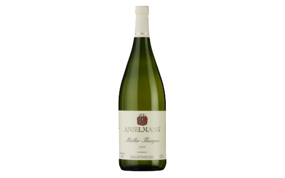 Müller-Thurgau 1l mild, Weingut Anselmann