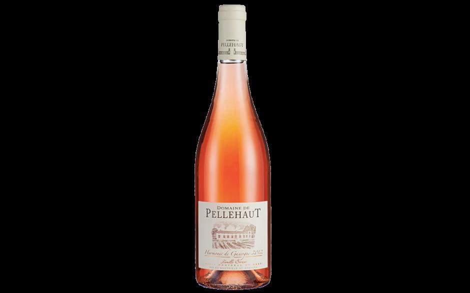 Gascogne Rosé Harmonie Domaine de Pellehaut