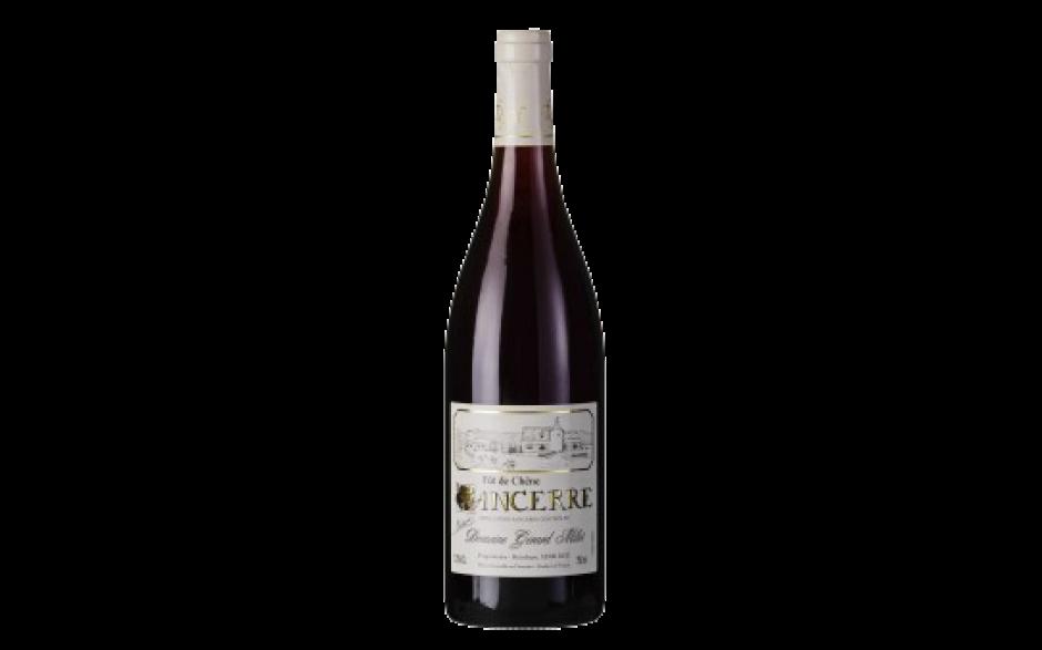 Sancerre Rouge Pinot Noir AOC, Gérard Millet