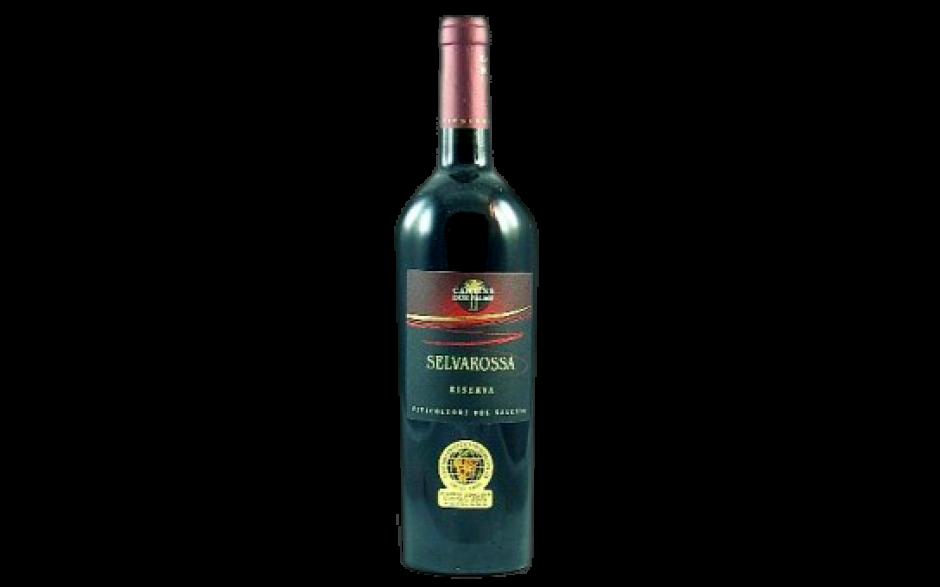 Selvarossa Salice Salentino Riserva DOP tr., Cantine Due Palme
