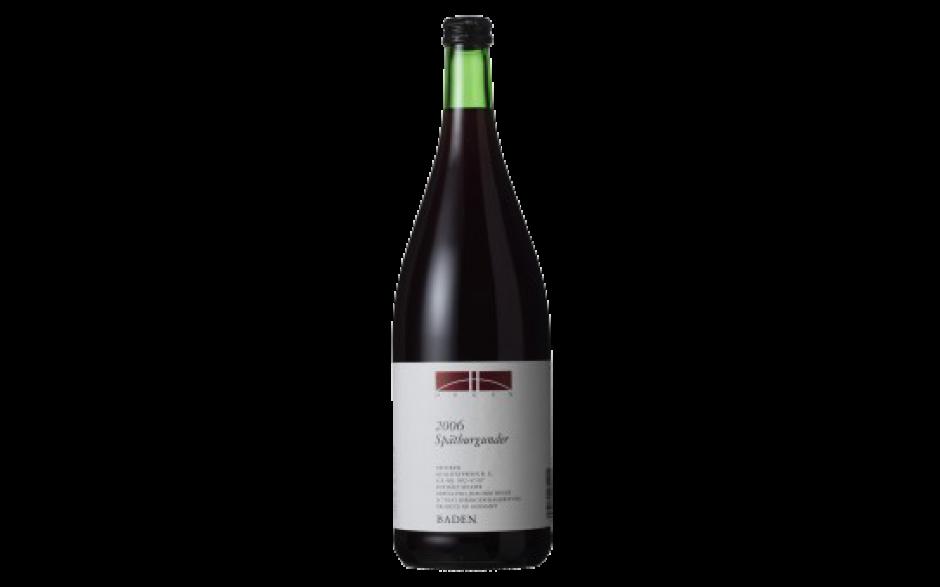 Spätburgunder Rotwein tr. 1,0 l Weinhaus Heger