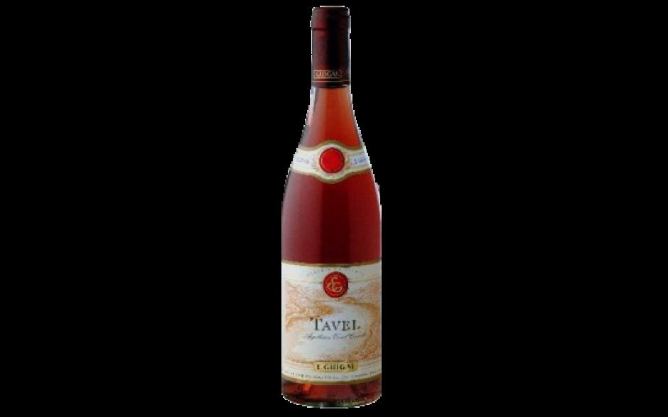 Tavel Rosé AOC E. Guigal , Chateau d´Ampuis
