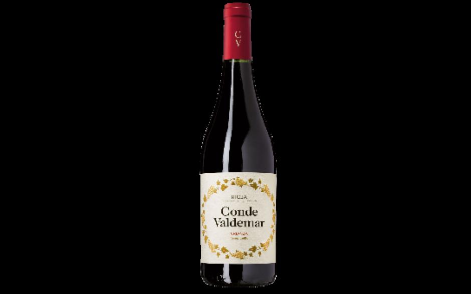 Rioja Crianza Conde de Valdemar DO, Bodegas Valdemar