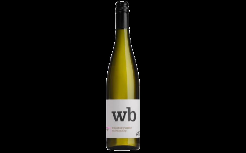 Weissburgunder & Chardonnay Aufwind tr. , Thomas Hensel