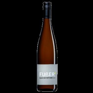 Blanc de Pinot Noir feinherb 2019 BIO (DE-ÖKO-039), Martin & Georg Fußer