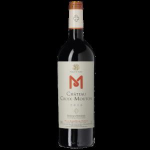 Bordeaux Supérieur AOC 2016, Château Croix-Mouton