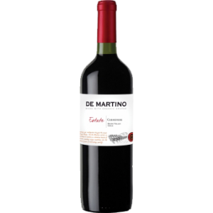 Carmenere Estate Valle del Maipo 2017, De Martino