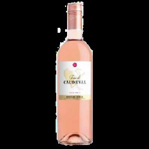 Rosé Syrah Terre de CaudeVal IGP 2018, Domaine CaudeVal