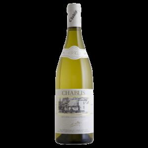 Chablis Domaine des Iles AOC 2018, Gérard Tremblay