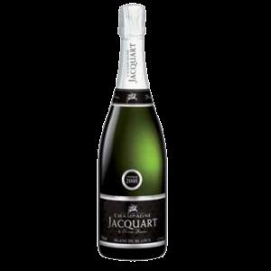Blanc de Blancs Brut AOC 2013 in Geschenkverpackung, Champagne Jacquart