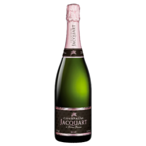 Rosé Mosaïque Brut in Geschenkpackung, Champagne Jacquart