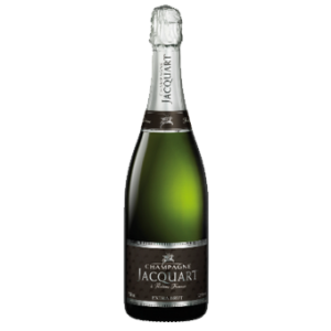 Extra Brut in Geschenpackung, Champagne Jacquart