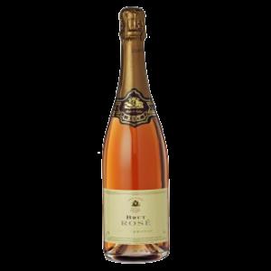 Crémant de Loire Brut Rosé AOP, Chapin & Landais