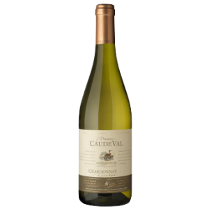 Chardonnay Domaine CaudeVal IGP 2018, Domaine CaudeVal