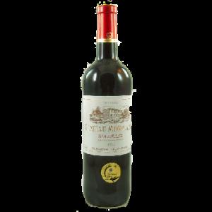 Bordeaux Rouge AOC 2016, Château Monplaisir