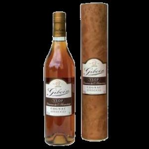 Selecton de l'Hermitage 40° Cognac Borderies AC, Francois Giboin