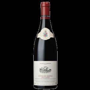 Côtes du Rhône Villages Rouge AOC 2018, Famille Perrin