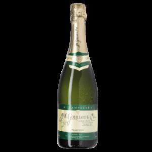 Tradition Demi Sec AOC, Champagne J. M. Gobillard & Fils