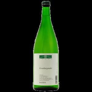 Grauburgunder tr. 1l 2019, Weinhaus Heger