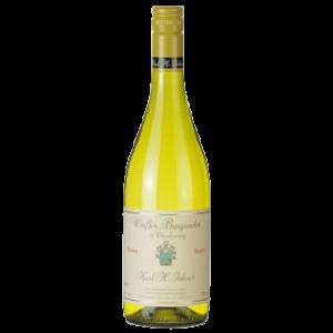 Weisser Burgunder & Chardonnay Barrique tr. 2019, K.H. Johner