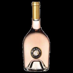 Jolie-Pitt Miraval Rosé Côtes de Provence AOC 2018, Château Miraval