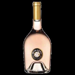 Jolie-Pitt Miraval Rosé Côtes de Provence AOC Magnum 2018, Château Miraval