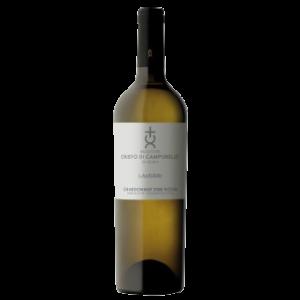 Laudari Chardonnay Sicilia IGT tr. 2018, Cristo di Campobello