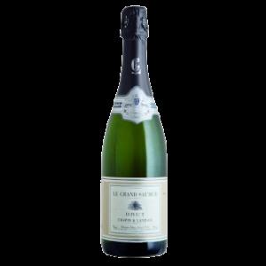 Le Grand Saumur Brut AOP 0,375l, Chapin & Landais