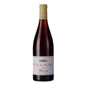 Macon Rouge Verger des Feuillants AOC 2017, Collovray & Terrier
