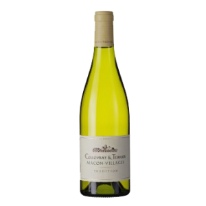 Macon Villages Blanc Tradition AOC 2018, Collovray & Terrier